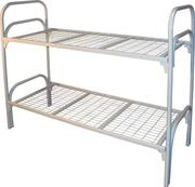 Металлические кровати для рабоичх бригад,  кровати для военных казарм