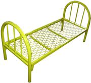 кровати металлические,  железные кровати,  двухъярусные металлические .
