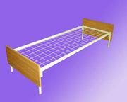 Кровати металлические от производителя по низким ценам.