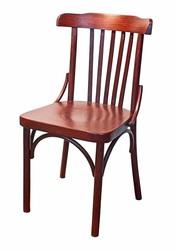 Деревянный стул Соло для кафе и баров.