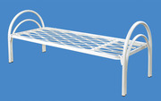 Железные кровати двухъярусные для интернатов,  кровати для казарм,  опт