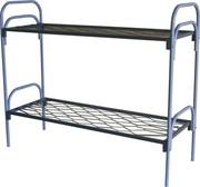 Железные кровати для рабочих,  вагончиков,  бытовок,  строителей,  дешево