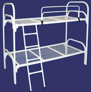 Кровати металлические для турбаз,  кровати для гостиницы,  двухъярусные