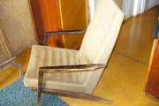 Продам два старых кресла-шезлонга польша или гдр