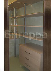 Гардеробные комнаты на заказ Набережные Челны